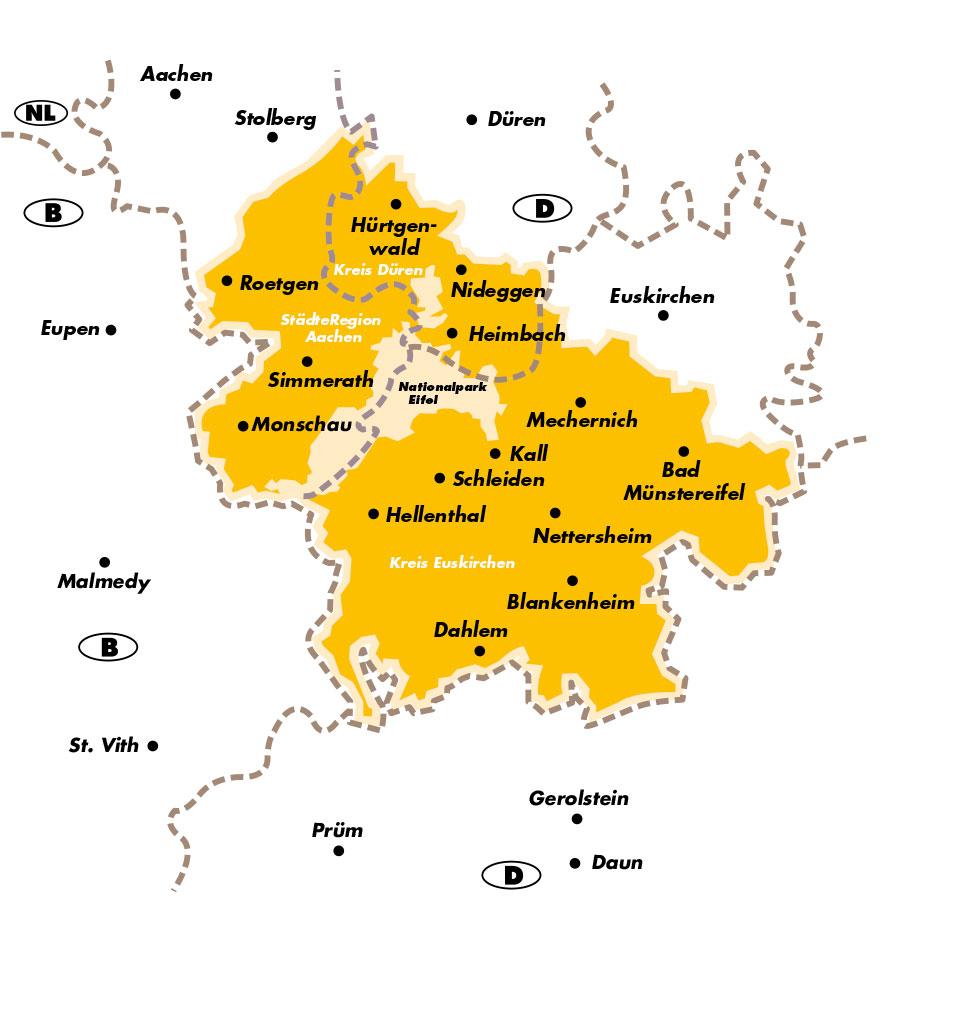 Region Eifel Leader Eifel
