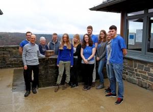Förderprogramm der LEADER-Region Eifel für die Juniorteamer der Nationalparkseelsorge
