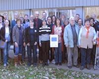 """Gemeinschaftliches LEADER-Projekt """"DorfBioTop""""  unterstützt bunte Vielfalt in Eifeldörfern"""