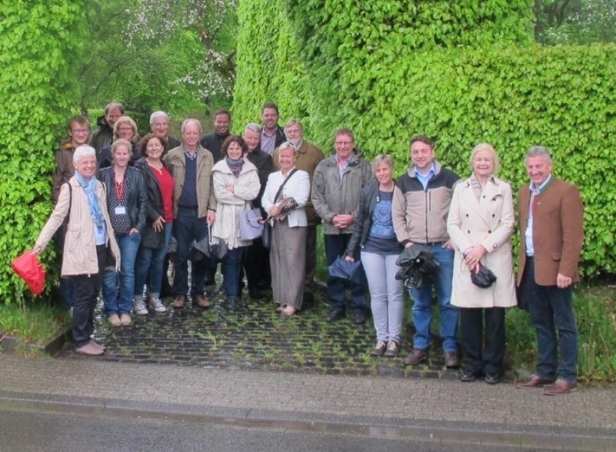 Die LEADER-Region Almenland zu Gast in der LEADER-Region Eifel