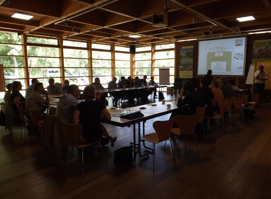 """Gelungener Workshop zum """"Austausch über Projektansätze und Bearbeitung offener Entwicklungsziele für die LEADER-Region Eifel"""""""