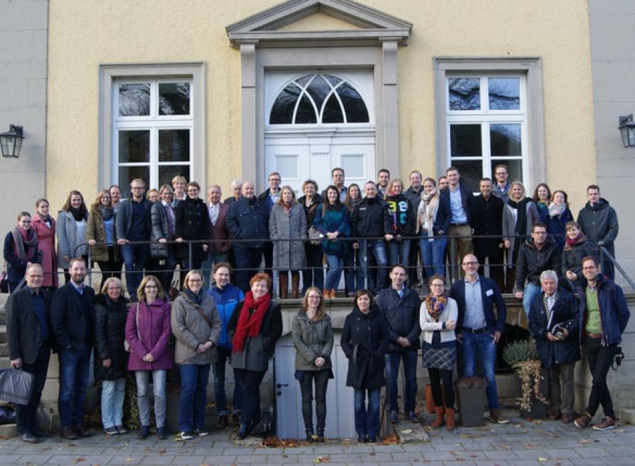 Tagung der Landesarbeitsgemeinschaft der LEADER- und VITAL- Regionen in NRW