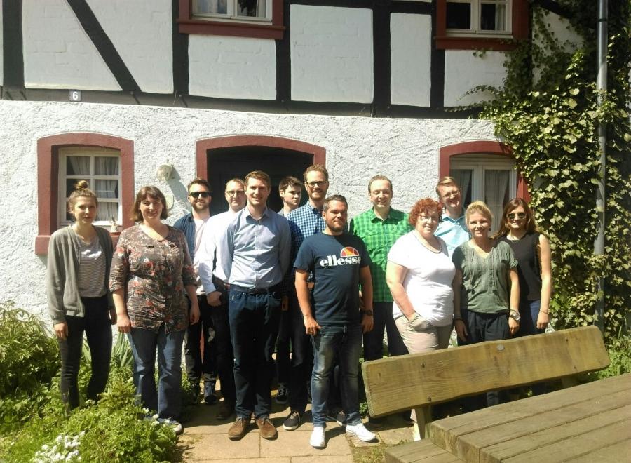 Regionalmanagertreffen in Nettersheim