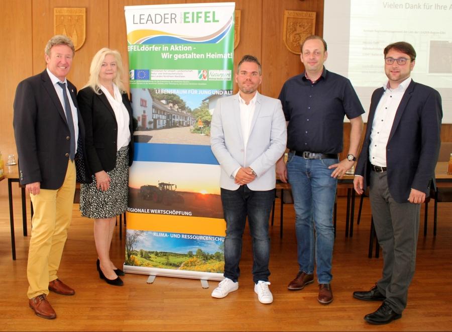 Die LEADER-Region Eifel zieht Bilanz - Noch 450.000 Euro zu vergeben