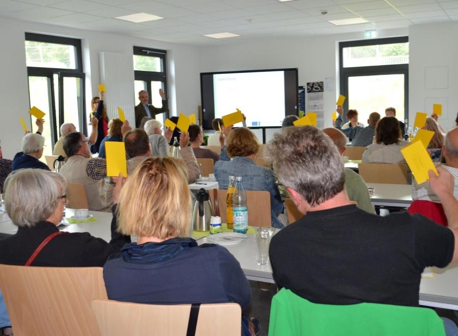 GenoEifel vervierfacht Helferstunden -  Dritte Generalversammlung der Generationengenossenschaft in Kall