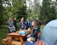 LEADER- Projekt Eifel Trekking boomt!