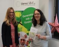 Mit der GenoEifel eG Gutscheine für Helferstunden verschenken