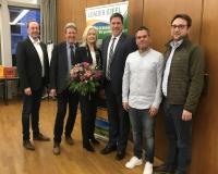 Wechsel im Vorsitz: Stefan Grießhaber zum neuen Vorsitzenden der LAG Eifel gewählt