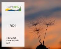 Jetzt Wandkalender 2021 der LEADER-Region Eifel bestellen!