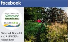 LEADER-Region Eifel und Naturpark Nordeifel e.V. jetzt auf facebook