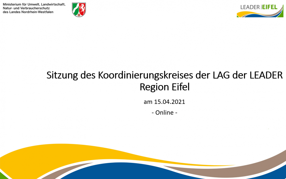 Leader-Region Eifel vergibt 200.000 € Fördermittel über das Regionalbudget