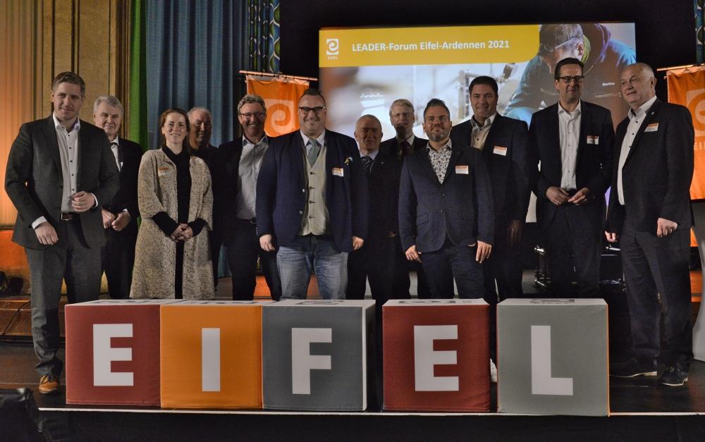 III. LEADER-Forum Eifel-Ardennen war ein voller Erfolg
