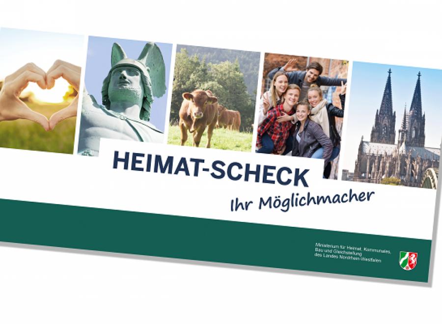 Ministerin Scharrenbach: Heimat-Förderung startklar – 150 Millionen Euro, um zu fördern, was Menschen verbindet.