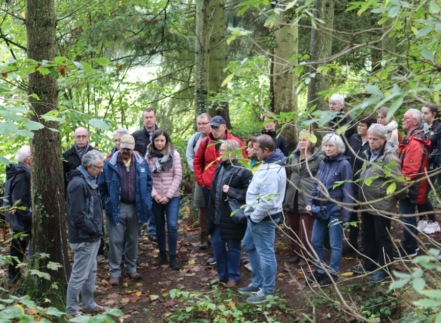 Guide Schulung für die Erlebnisregion Nationalpark Eifel 2019/2020