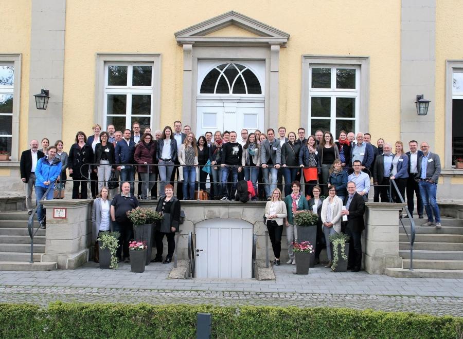 Frühjahrstreffen 2017 des regionalFORUM.NRW am 09.05.2017 in Schwerte